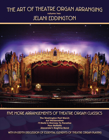 The Art Of Theatre Organ Arranging (vol. 2) (2010)